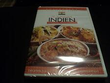 """DVD NEUF """"JE CUISINE INDIEN"""" 16 recettes traditionnelles"""