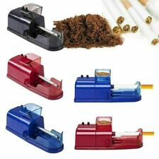 Electric Cigarette Rolling Machine Automatic Tobacco Injector Maker Roller NEW