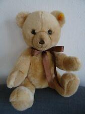 Steiff Teddybär Teddy Bär Petsy 45 cm Blond Gelenk-Teddybär Stofftier 012327