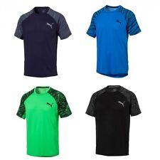 Puma Dri-Release SS Graphic Fitness Sportshirt Trainings Shirt T-Shirt Herren