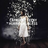 CATHERINE FEENY hurricane glass (CD, album) folk, acoustic, very good condition,