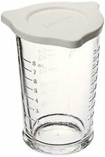 Anchor Hocking 77832 Triple Pour Measuring Cup, 5 x 3.75 x 3.75 inches, Clear