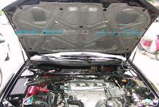 98-02 Honda Accord SiR CF4 SiR-T Euro-R CL1 Strut Hood Shock Carbon Fiber Damper