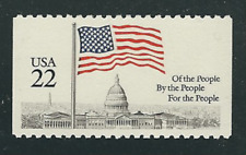 Scott #2116...22 Cents... Capitol...15 Stamps