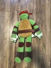 """Large 24"""" Ninja Turtle Raphael Plush Figure"""