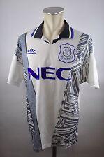 FC Everton Trikot Gr. L Jersey Umbro 1995/86 90s NEC vintage 90er England