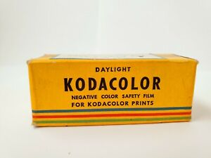 Kodak Kodacolor C 120 Negative Color Film. Expired Sept. 1953. Free Shipping