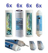Ersatzfilter SET 3 Jahre + QUICK CHANGE Umkehrosmose Osmoseanlage Wasserfilter