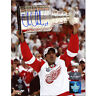 Chris Chelios Detroit Red Wings Signed 8x10 Stanley Cup Photo