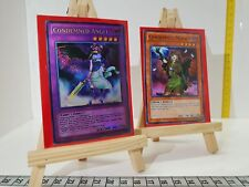 YuGiOh Orica Condemned Angel Holo Götter Costum Super Sexy