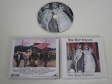RED STAR BELGRADE/THE REAL TRAITORS(BLUE ROSE RECORDS BLU CD0322) CD ALBUM