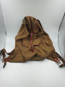 antiker Kinderrucksack Rucksack  30 cm hoch aus der  DDR , Vintage