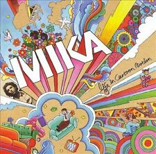 Life in Cartoon Motion [Best Buy Exclusive] by Mika (CD, Mar-2007, Casablanca)