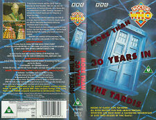 Dr Who, More Than 30 Years in the Tardis!