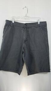 OP Ocean Pacific Board Shorts Adult Mens 38 Gray