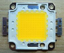 100 W Watt LED Chip warmweiss, 9000 Lm,3000K,ww, COB,Fluter,Flutlicht, Aquarium