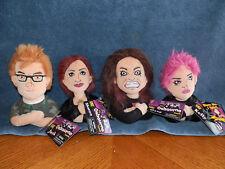 Ozzy Osbourne family The Osbournes Doll Collectible Plush Jack Kelly Sharon lot