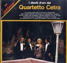 QUARTETTO CETRA I Dischi d'Oro del Quartetto Cetra LP Nuovo Sigillato