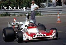 Jacques Laffite Williams FW04 F1 Season 1975 Photograph 3