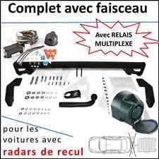 ATTELAGE Fiat Doblo 2001 à 11/2009 faisceau 13 br relais radars de recul Complet
