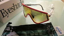 New Oakley Special Edition  Razorblade Red/Fire iridium Eyeshade