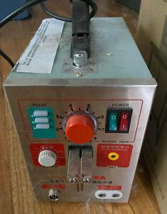 Sunkko 709A Lithium Ion Battery Spot Welder 110v