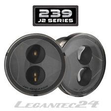 Set JW Speaker 239 j2 Wrangler JK DEL Front Clignotant Noir Smoke E-Testé NEUF