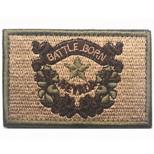 USA Nevada NV STATE FLAG U.S. ARMY EMBROIDERED MORALE TACTICAL PATCH #3
