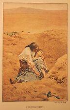 Abbé Prévost Guy de Maupassant Maurice Leloir Manon Lescaut 1889 1/50 Chine rare