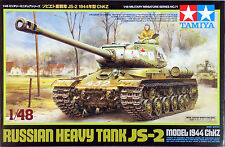Tamiya 32571 Russian Heavy Tank JS-2 Model 1944 ChKZ 1/48 scale kit