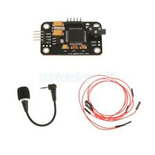 Speech Voice Recognition Module & microphone with 4Pin Cable for Arduino