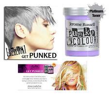 Jerome Russell Punky Colour Semi-Permanent Hair Platinum Blonde Toner 1452
