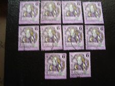AUTRICHE - timbre yvert et tellier n° 1937 x10 obl (A01) stamp austria (R)