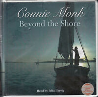 Beyond The Shore Connie Monk 9CD Audio Book Unabridged Romance FASTPOST