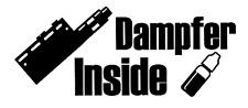 Aufkleber Dampfer Inside E Zigarette Auto Sticker Vape JDM Decal Shisha Liquid