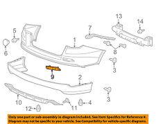 HONDA OEM-Bumper Trim-Reflector Right 33505SWAA01