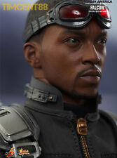 Ready! Hot Toys Captain America Winter Soldier: Falcon Anthony Mackie 1/6 Figure