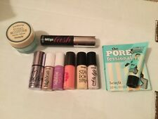 Benefit miniature cosmetics
