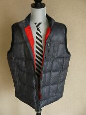 NEW NIKE Jordan Digi Elephant GUN metal Down Men's Vest SIZE USA MEN'S S