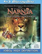 Chronicles of Narnia: Lion Witch & Wardrobe Blu-Ray 2005
