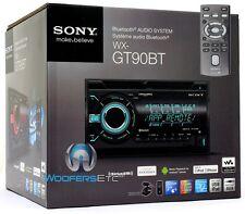 SONY WX-GT90BT 2-DIN CD MP3 USB AUX STEREO BLUETOOTH IPOD EQUALIZER PANDORA NEW