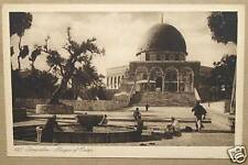LEHNERT & LANDROCK N°623 JERUSALEM MOSQUEE D'OMAR