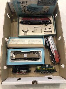 Marklin Ho Lot Of Locomotives Job Lot