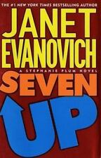 Stephanie Plum: Seven Up 7 by Janet Evanovich (2001, Hardcover, Revised)