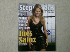 Ines Sainz Steppin Out Magazine Sexy Sports Reporter Jan. 2011