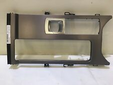 Range Rover Centre Console Top Finisher Complete with Switches RHD DK62-044E04-A