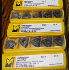 original User Tools WNMG080408MP KC5010 10PCS