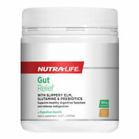 NUTRALIFE GUT RELIEF WITH PREBIOTICS 180G / INDIGESTION IBS DIGESTION NUTRALIFE
