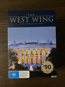 The West Wing Complete Series 7 Seasons DVD Boxed Set - Ex Condition