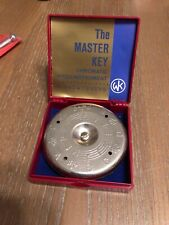A-440 The Master Key Chromatic Pitch Pipe Instrument 13 Keys